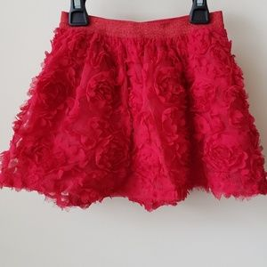 Childrens Place girls size 4 Skirt